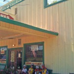 Break at Jimtown store